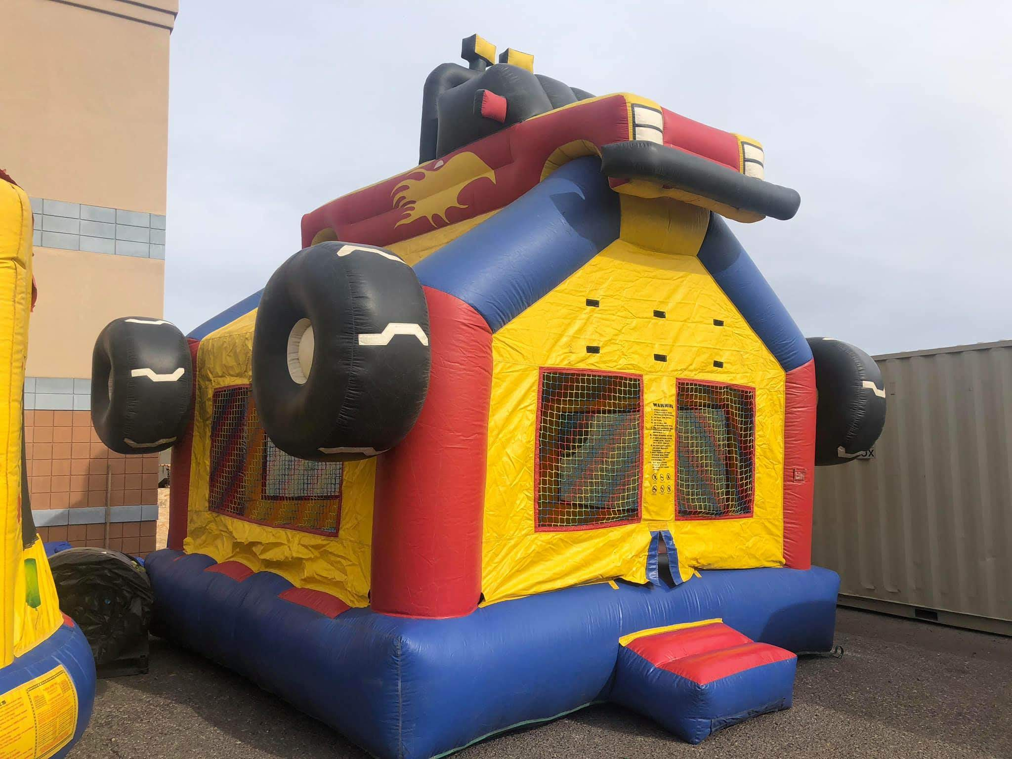 bounce house rentals New Albany, MS