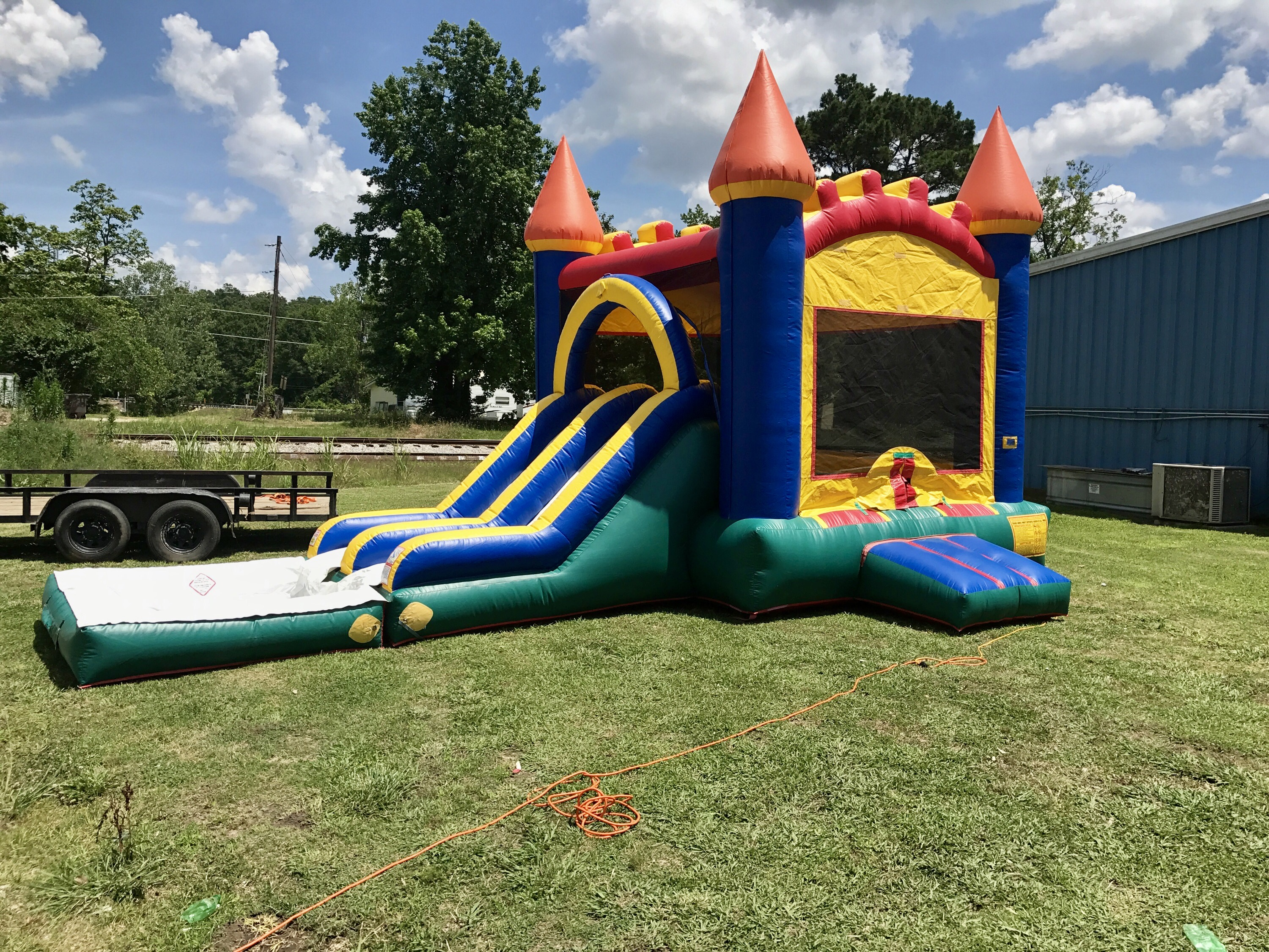 bounce house rentals Corinth, MS