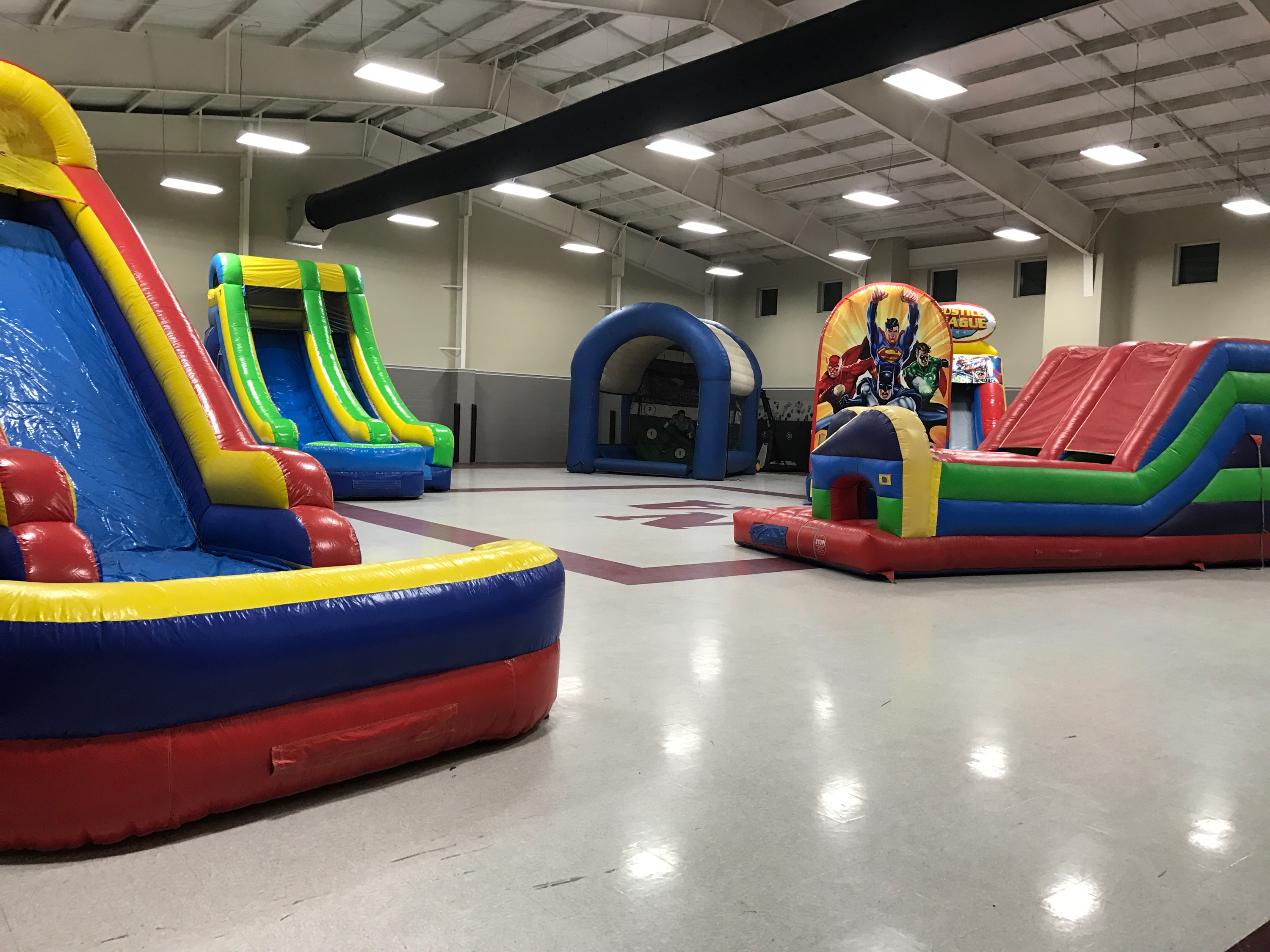bounce house rentals Tupelo MS