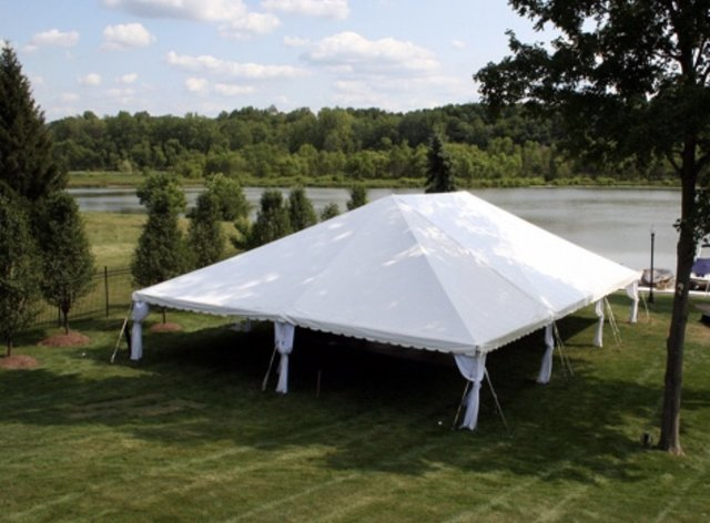 30x40 Frame Tent