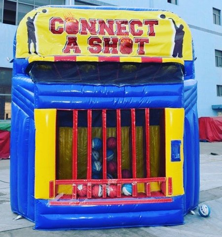 Inflatable Connect A Shot