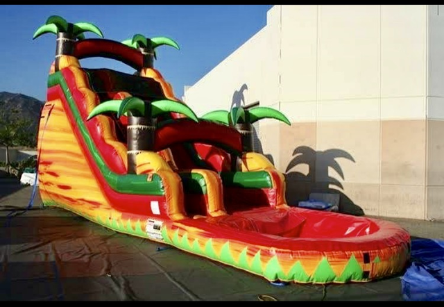 18' Tropical Fiesta Breeze Slide Wet or Dry