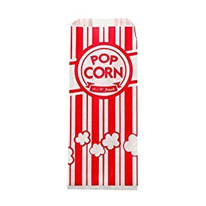 Pop Corn Bag Case 1000ct