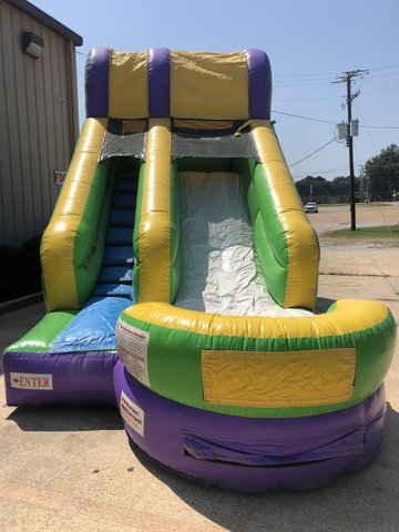 15ft Lil Splash Slide Wet or Dry