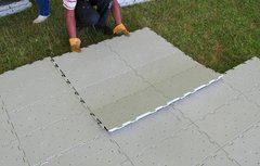 Tent Flooring (Uninstalled)