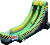 18' Caution Slide Wet or Dry