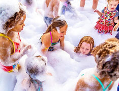 2 Hour Foam Party