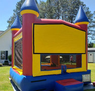 Castle Bounce House