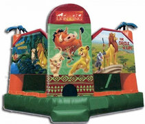 Lion King Rental Bounce House