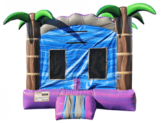 Tropical Crush Bounce House