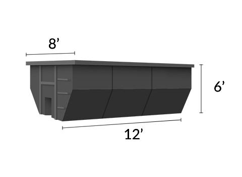 fayetteville 20yd dumpster