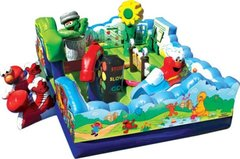 Sesame Street Toddler Play Yard