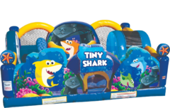 Shark Toddler Play Yard