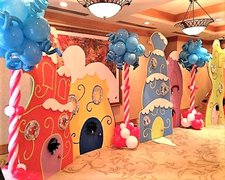Theme Party Dr. Seuss