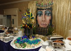 Theme Party Mardi Gras
