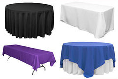 Linens - Tablecloths - Selections