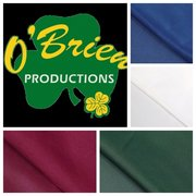 Poly Drape Color Options