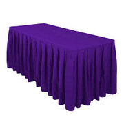 Linens - Table Skirting - Selections
