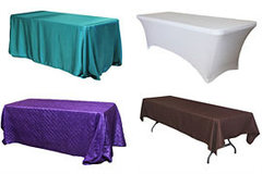 Rectangle Tablecloths - Selections