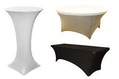 Spandex Table Covers - Selections