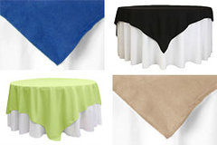 Square Tablecloths - Selections