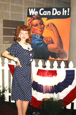 O'Brien Productions - Theme Parties - Decades - 40's