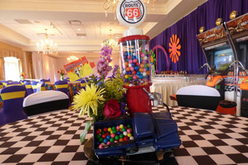 obrien_productions_party_rental_flowers_50s_gas_pump
