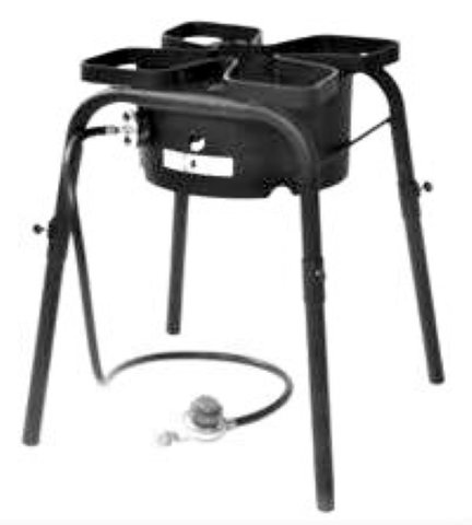 Grill - Single Burner  - Gas Propane - Outdoor Stove Grill