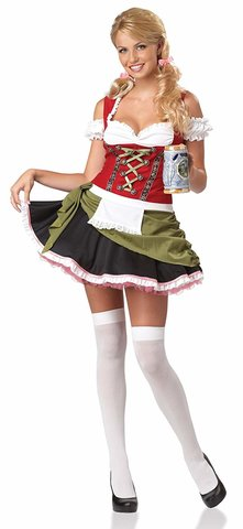 Costumes - Oktoberfest Bar Maid