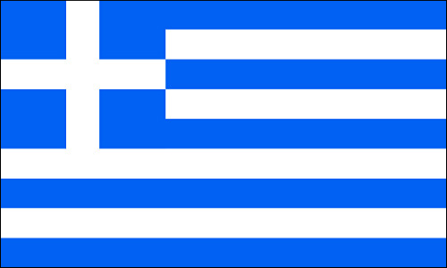 Flags - International - Greece