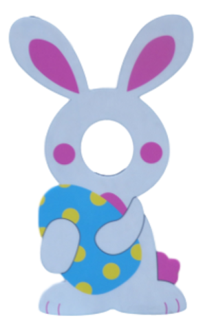 Photo Front - Easter Bunny
