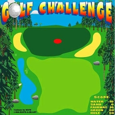 Frame Game - Golf Challenge