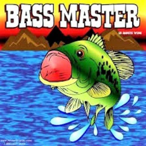 Frame Game - Bass Master