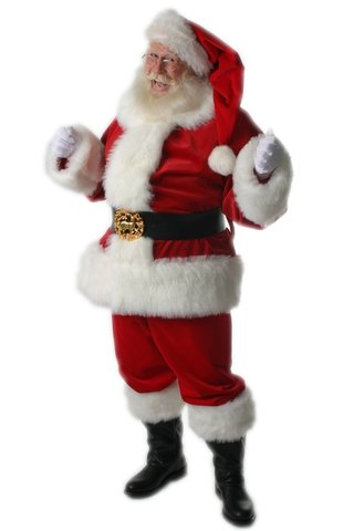 Costumes - Holiday - Santa Suit