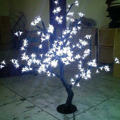 Centerpiece - Sound and Lighting - Lighted Cherry Blossom Tree