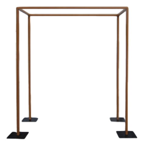Pipe and Drape - Wedding - Chuppah Frame
