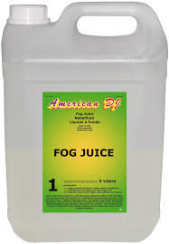 Supplies - Fog Juice