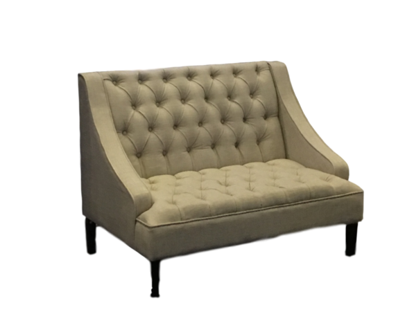 Chairs - High Back Love Seat