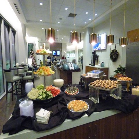 Lounge VIP Reception - Midtown High Rise