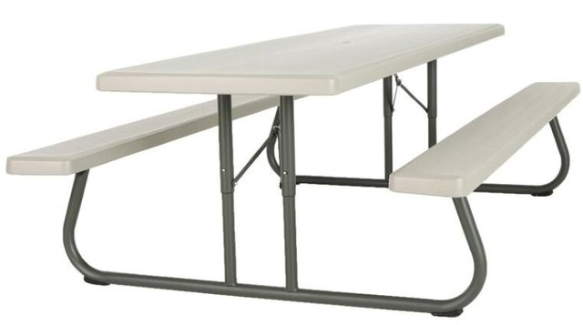 Tables - 6' Folding Picnic Table