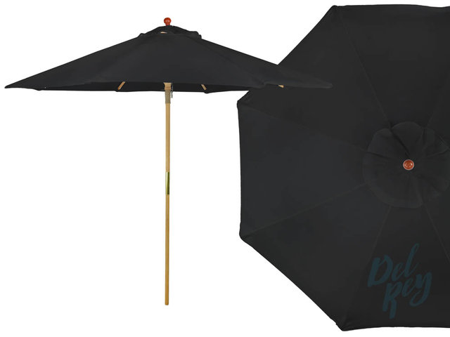Umbrellas - 7.5' Market Umbrella - Black