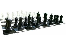 Yard Games - Giant Chess Set