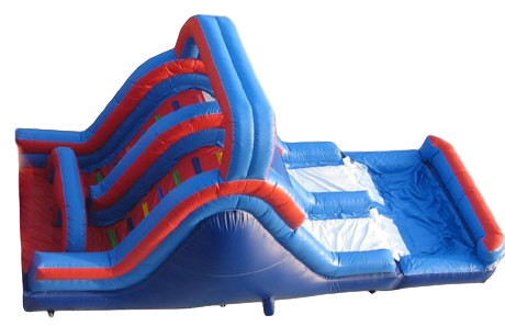 Inflatables - 16' Slide Wet or Dry - Slides