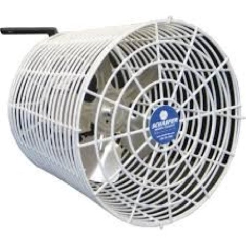 Tent Accessories - 12' Inside Attachable Tent Fan