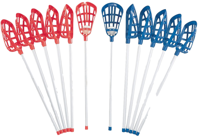 Yard Games - Lacrosse Seven Player Set Rental