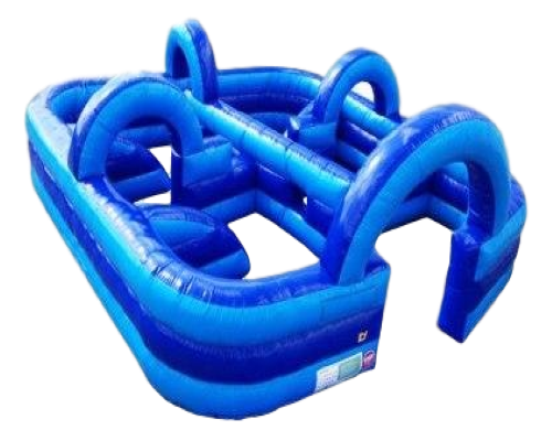Inflatables - Water Tag Maze