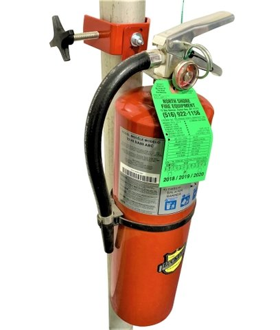 Tent - Fire Extinguisher