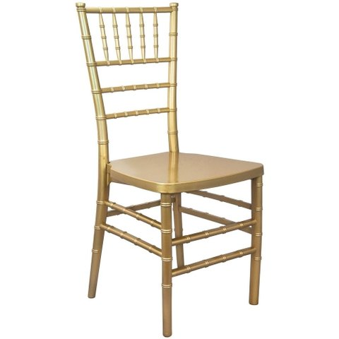 Chairs - Gold Charvari Chairs