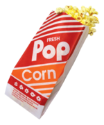 Popcorn Catering - Priced Per Serving