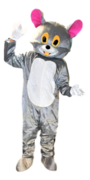 Gray Mouse Costume